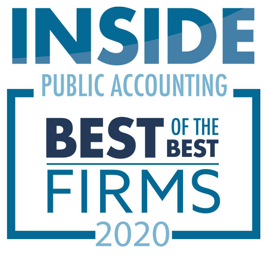 2020 Best of the Best Firms Inside Public Accounting